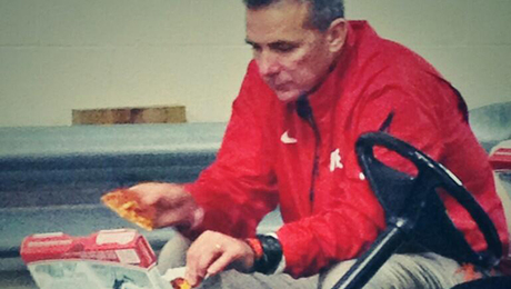 Sad Urban Meyer